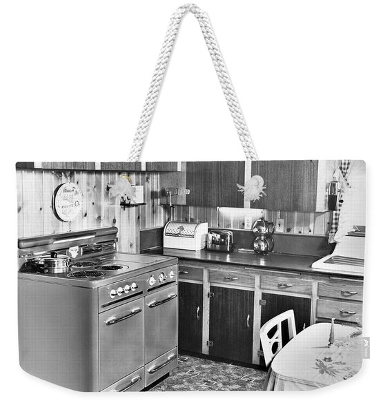 A Modern Kitchen Weekender Tote Bag