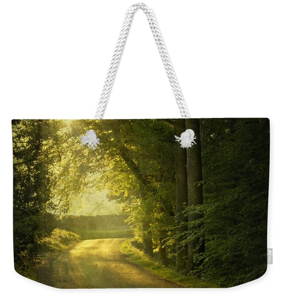 A Path To The Light Weekender Tote Bag