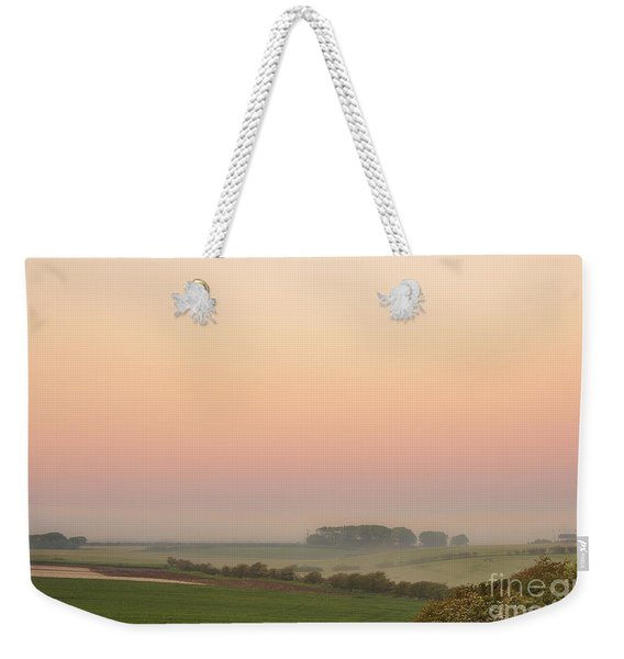 A Place Called Morning Weekender Tote Bag