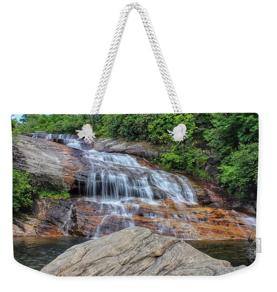 A Place To Cool Off Weekender Tote Bag