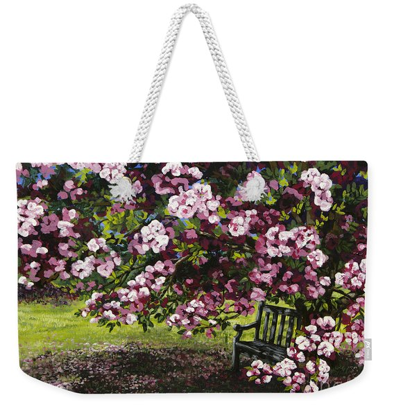A Place To Dream Weekender Tote Bag