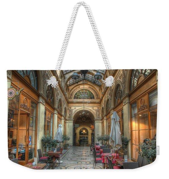A Priori The Weekender Tote Bag