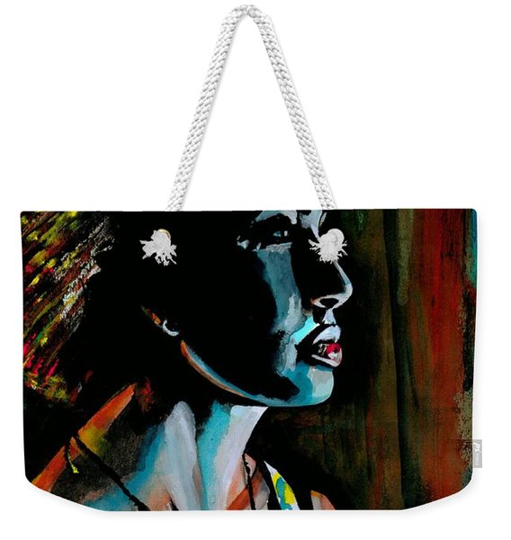 A Room Full Of People And All I See Is You Weekender Tote Bag