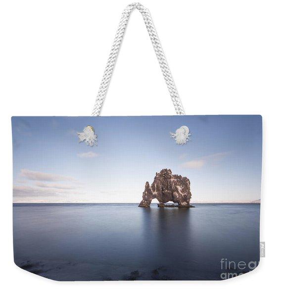 A Sea Of Thirst Weekender Tote Bag