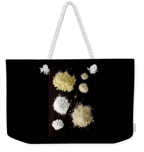 A Selection Of Gluten Free Flours Weekender Tote Bag