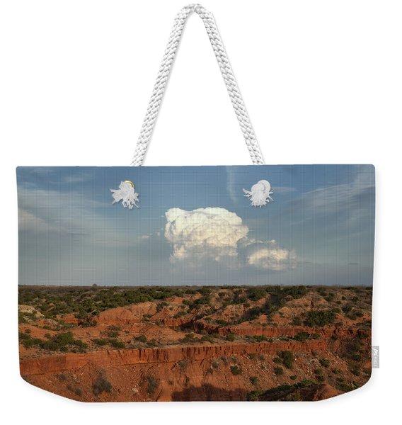 A Single Cloud Weekender Tote Bag