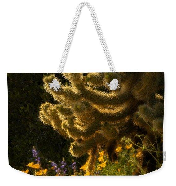 A Southwestern Spring  Weekender Tote Bag