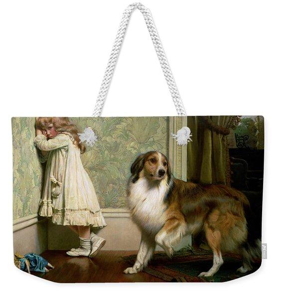 A Special Pleader Weekender Tote Bag