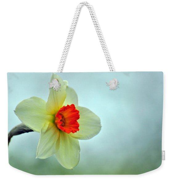 A Spring Greeting Weekender Tote Bag