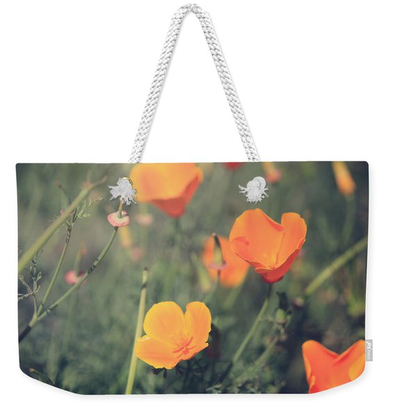 A Springtime Breeze Weekender Tote Bag