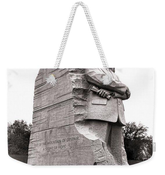 A Stone Of Hope Weekender Tote Bag