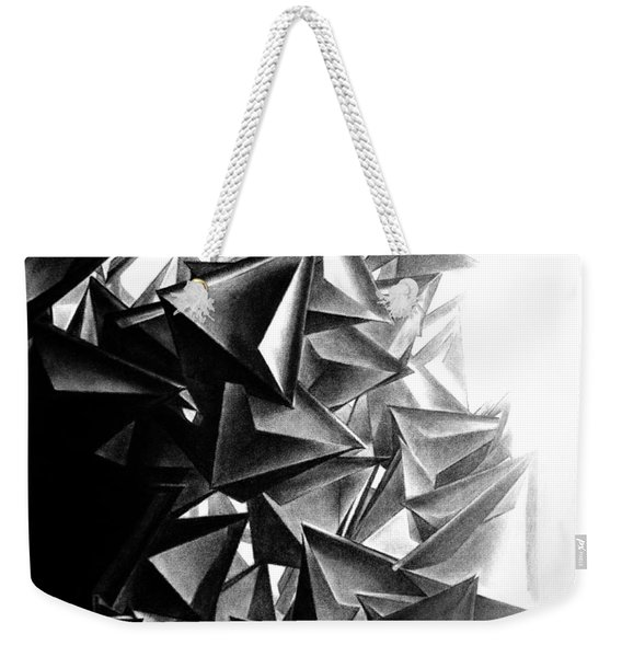 A Structure That Cannot Extinguish The Light Weekender Tote Bag