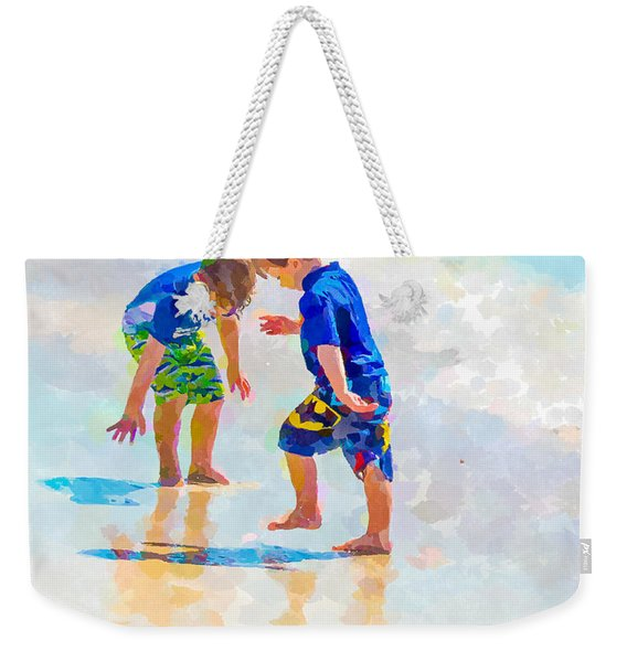 A Summer To Remember Iv Weekender Tote Bag