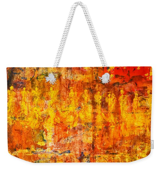A Sunset Of Angels Weekender Tote Bag