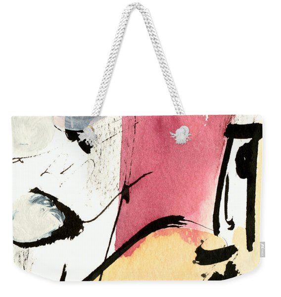 A Thing Of Beauty Weekender Tote Bag