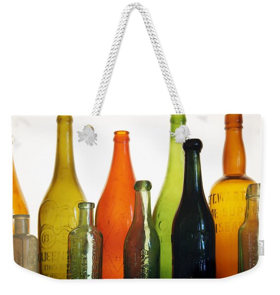 A Thirst For Timelessness Weekender Tote Bag