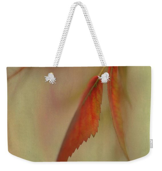 A Touch Of Autumn Weekender Tote Bag