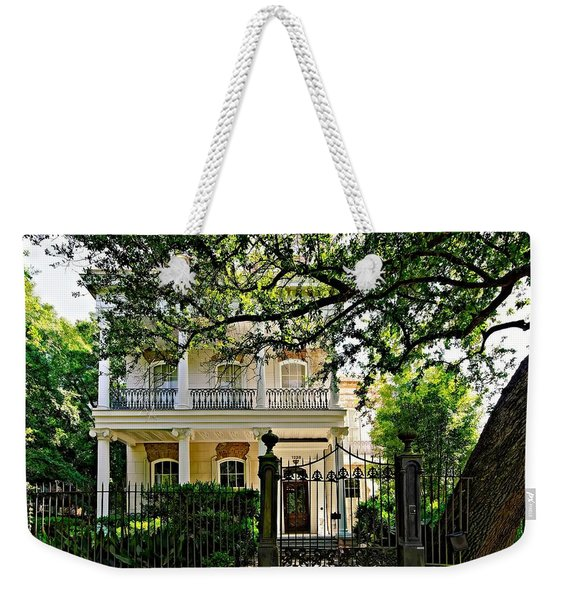A Touch Of Class Weekender Tote Bag