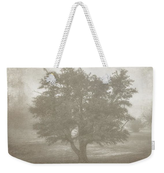 A Tree In The Fog 3 Weekender Tote Bag