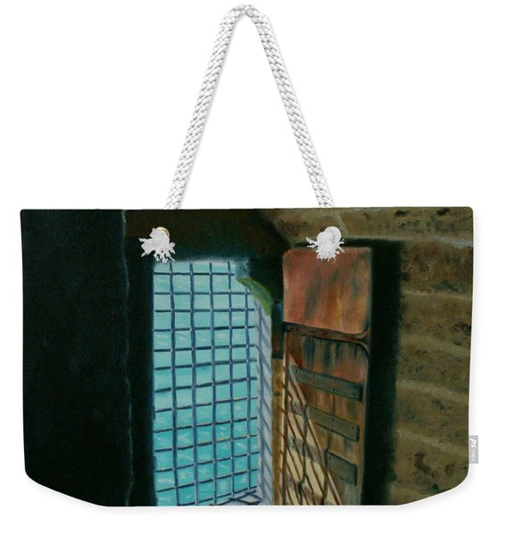A View To Freedom Weekender Tote Bag