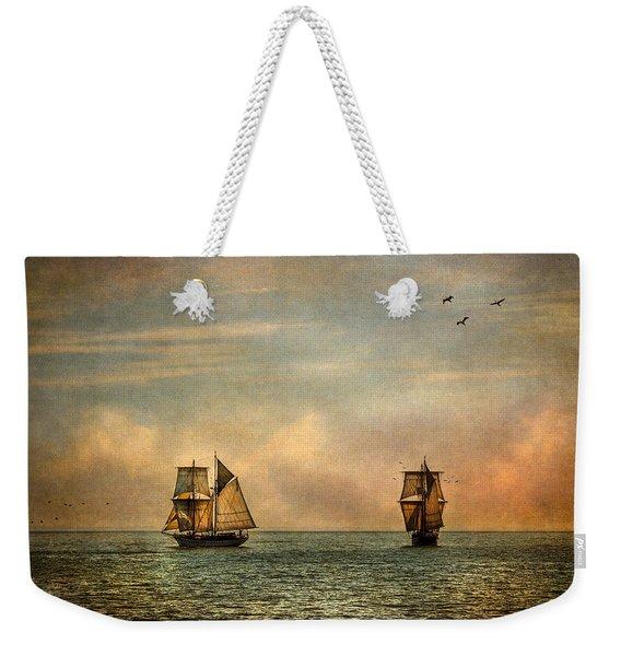 A Vision I Dream Weekender Tote Bag