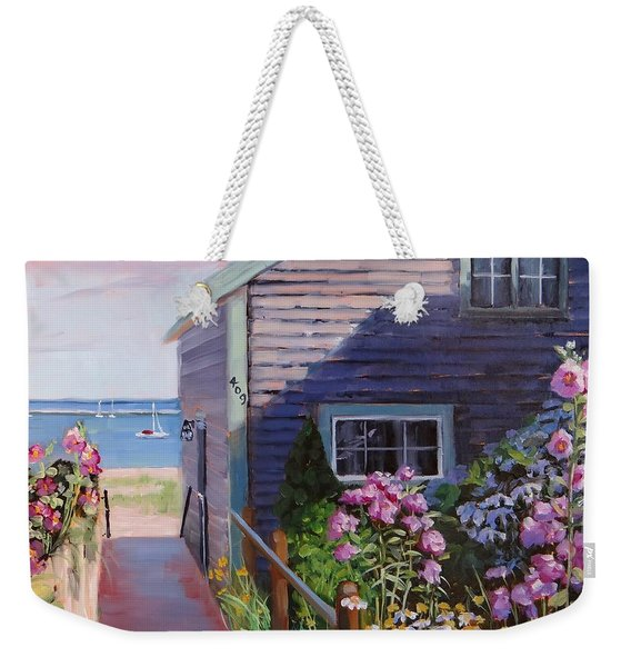 A Visit To P Town Two Weekender Tote Bag