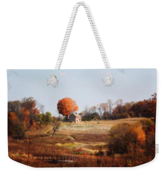 A Walk In The Meadow Weekender Tote Bag