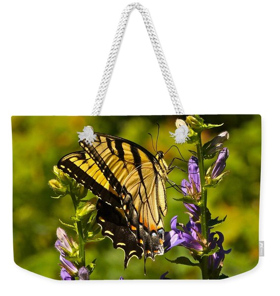 A Warm September Day In The Garden Weekender Tote Bag