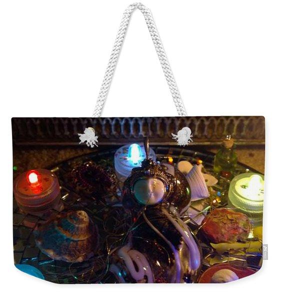 A Wishing Place 7 Weekender Tote Bag