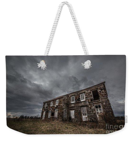 Abandoned History 2 Weekender Tote Bag