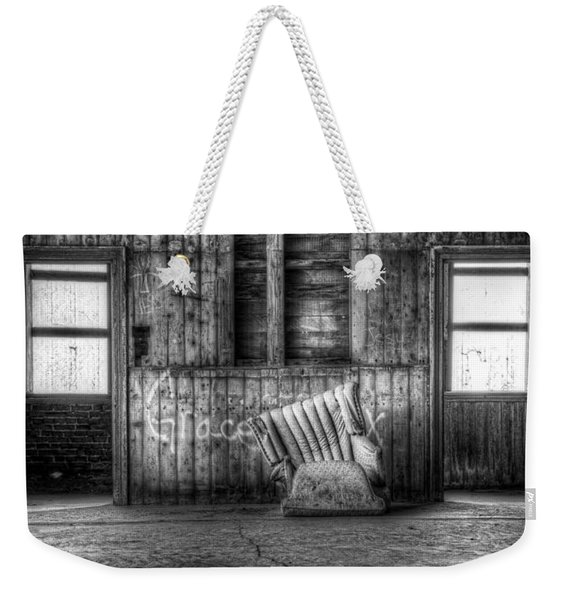 Grace Weekender Tote Bag