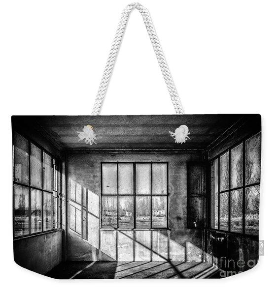 Abandoned Sugar Mill Weekender Tote Bag