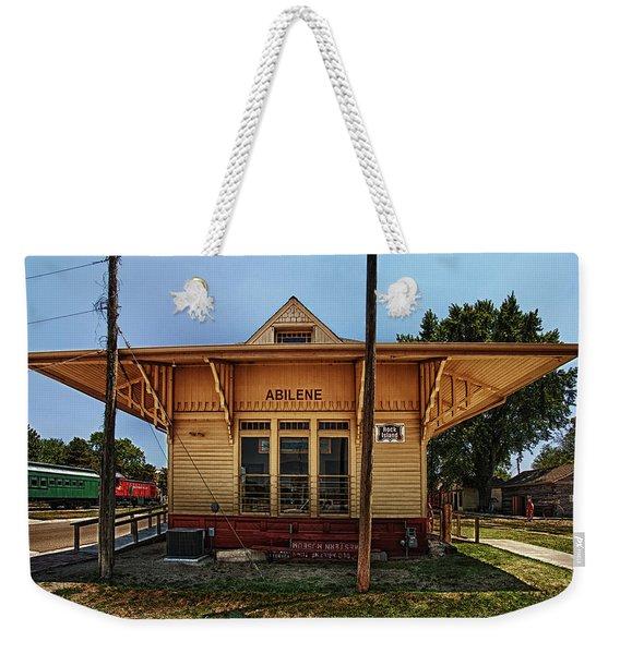 Abilene Station Weekender Tote Bag
