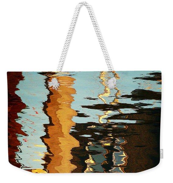 Abstract 14 Weekender Tote Bag