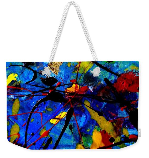 Abstract 39 Weekender Tote Bag