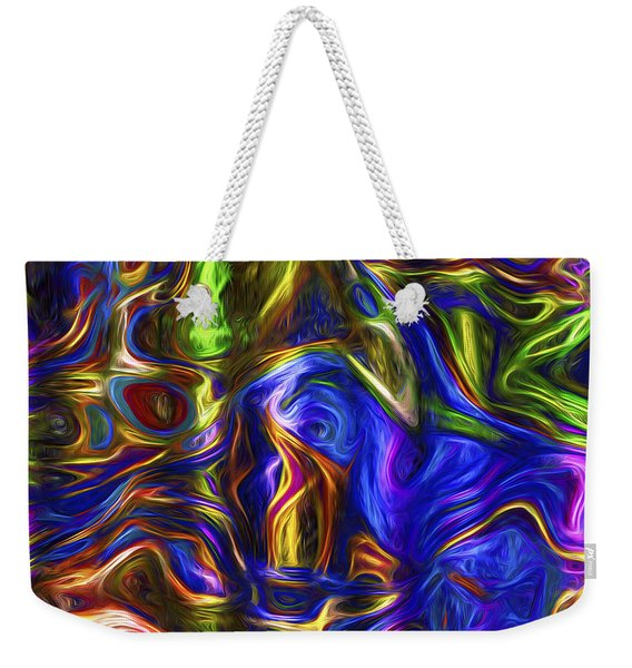 Abstract Series A3 Weekender Tote Bag