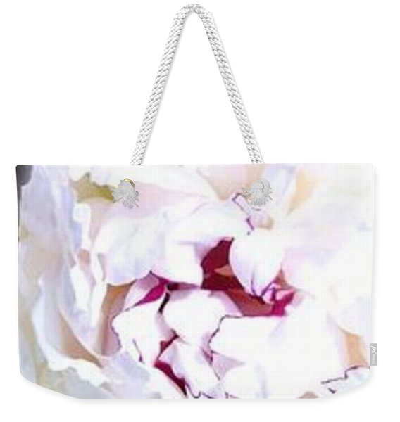 Abstract Fusion 213 Weekender Tote Bag