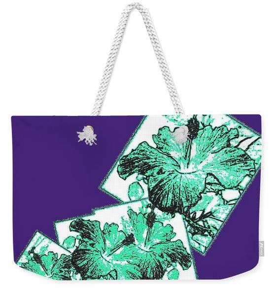 Abstract Fusion 244 Weekender Tote Bag