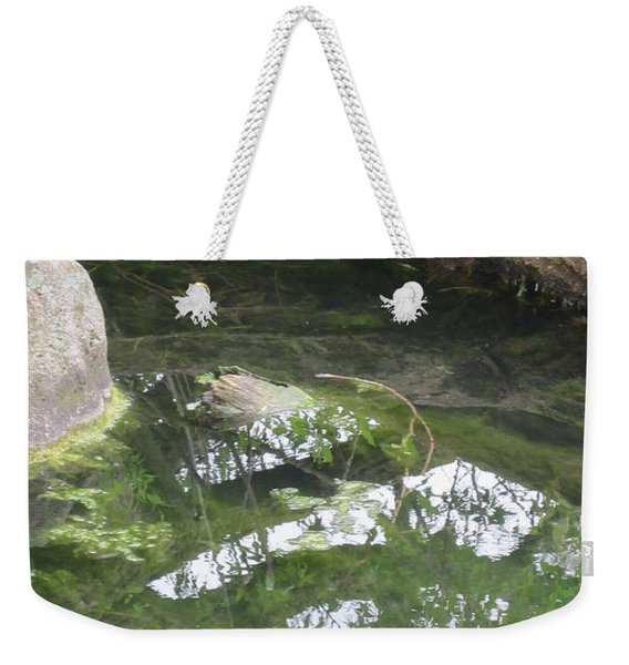 Abstract Nature 3 Weekender Tote Bag