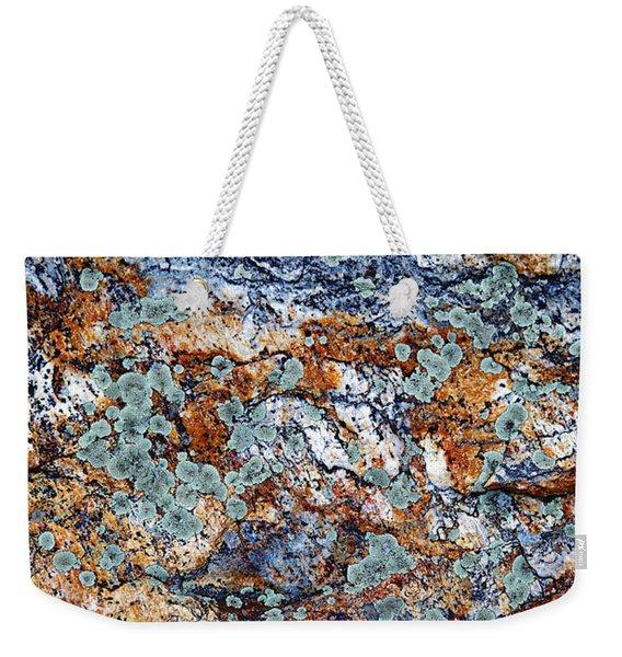Abstract Nature Weekender Tote Bag