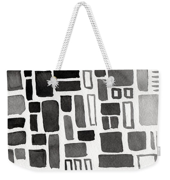 Abstract Open Windows Weekender Tote Bag