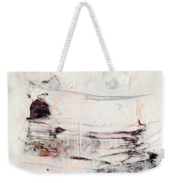 Abstract Original Painting Number Eleven Weekender Tote Bag