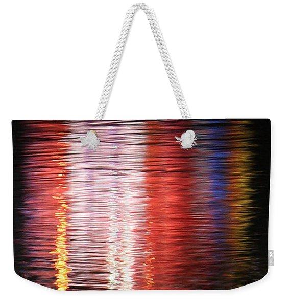 Abstract Realism Weekender Tote Bag