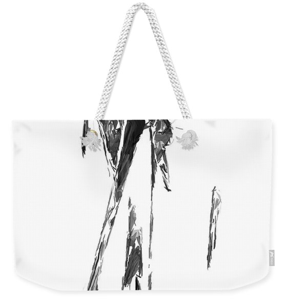 Abstract Series I Weekender Tote Bag