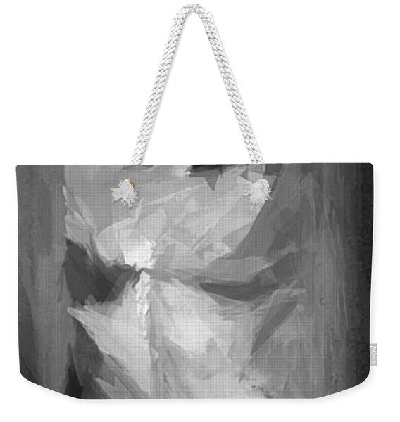 Abstract Series IIi Weekender Tote Bag