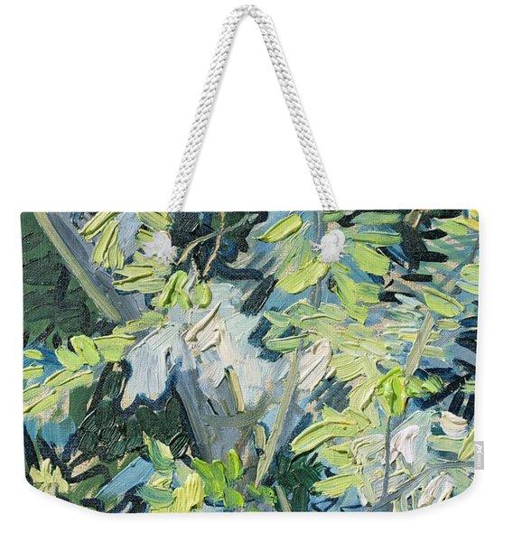 Acacia In Flower Weekender Tote Bag