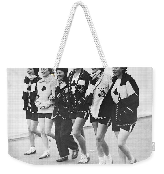 Aces Rowing Club Team Weekender Tote Bag