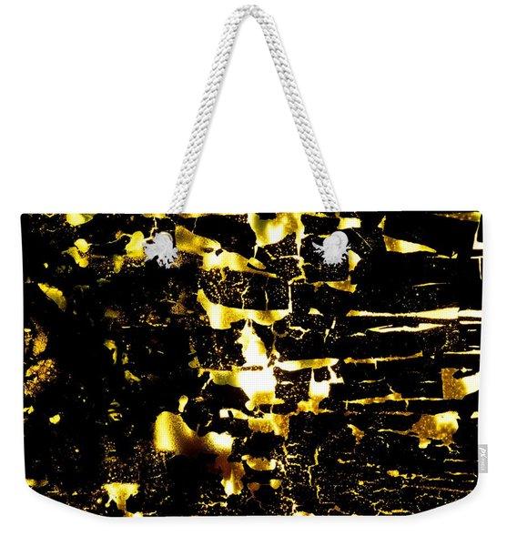 Na 38 Everyone's Happy Underground Weekender Tote Bag