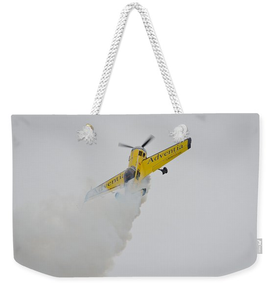 Aerobatics At Cuatro Vientos II Weekender Tote Bag