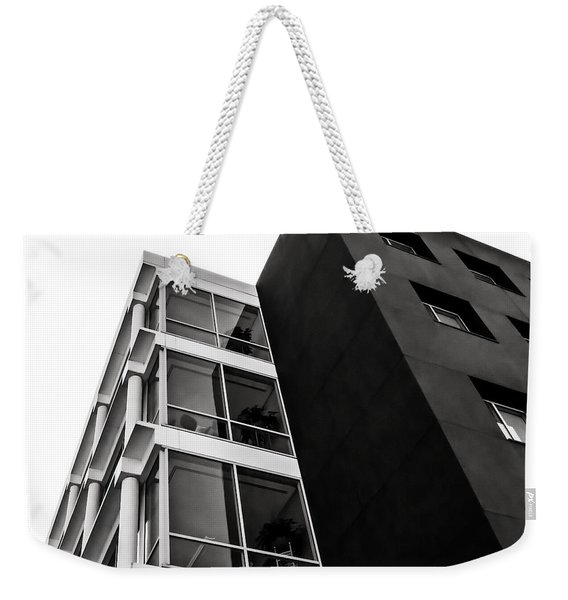 Acute Insight Weekender Tote Bag